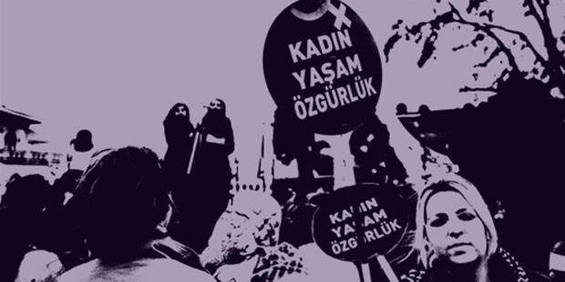 10 maddede Türkiye'de kadın olmak